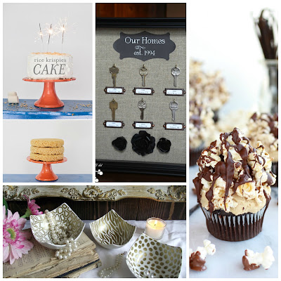 Craft and Recipe Inspiration {It's Always Ruetten}