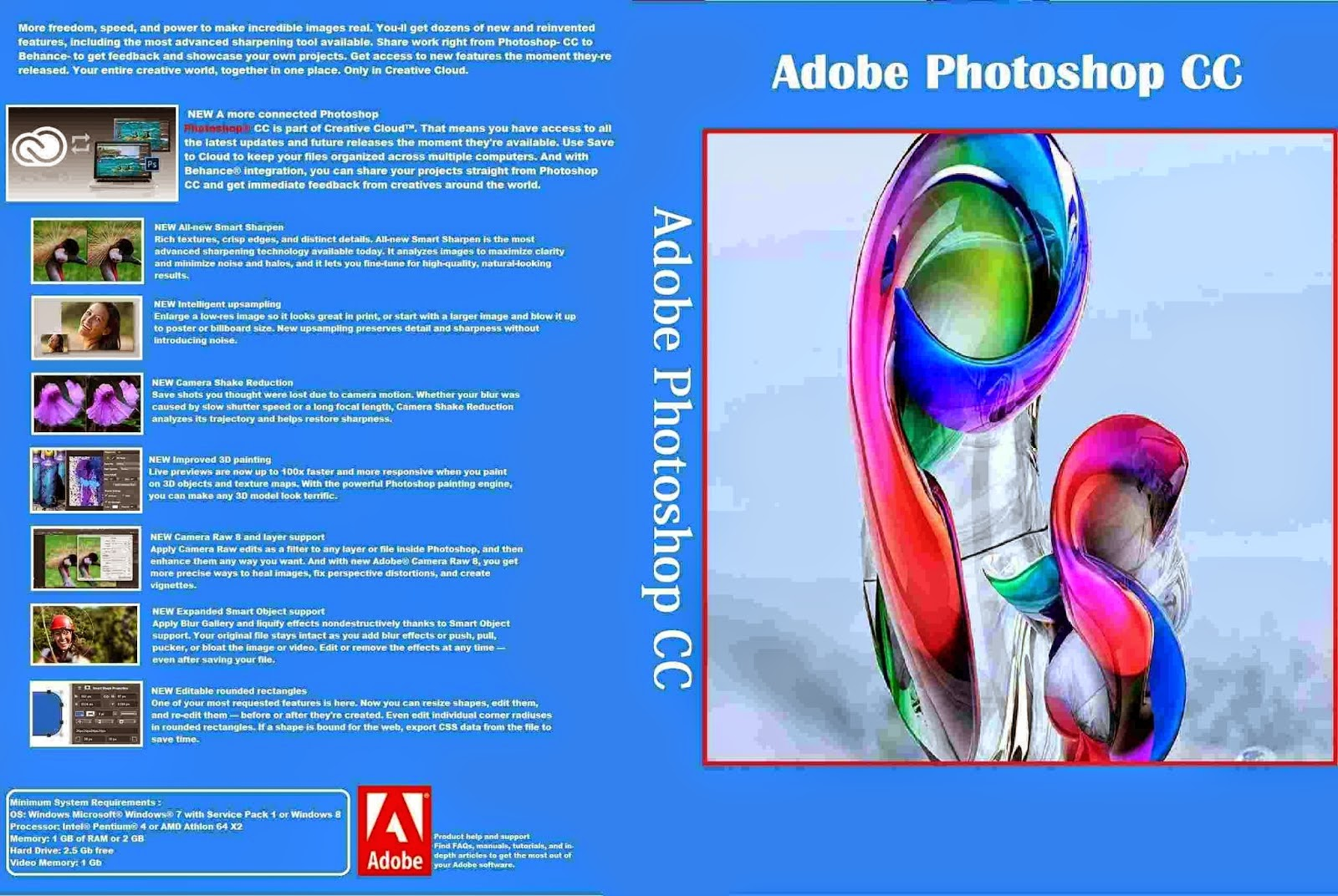 Download Adobe Photoshop CC 15.2.2 x64/x86 PT-BR Adobe 2BPhotoshop 2BCC 2B  2BCapa 2BPC 2BSoftware