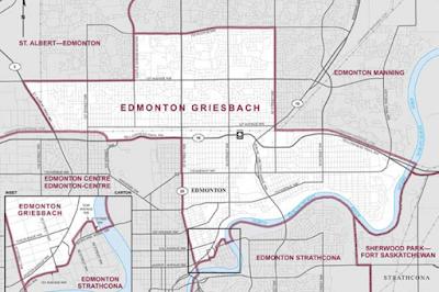 Strategic voting in Edmonton Griesbach