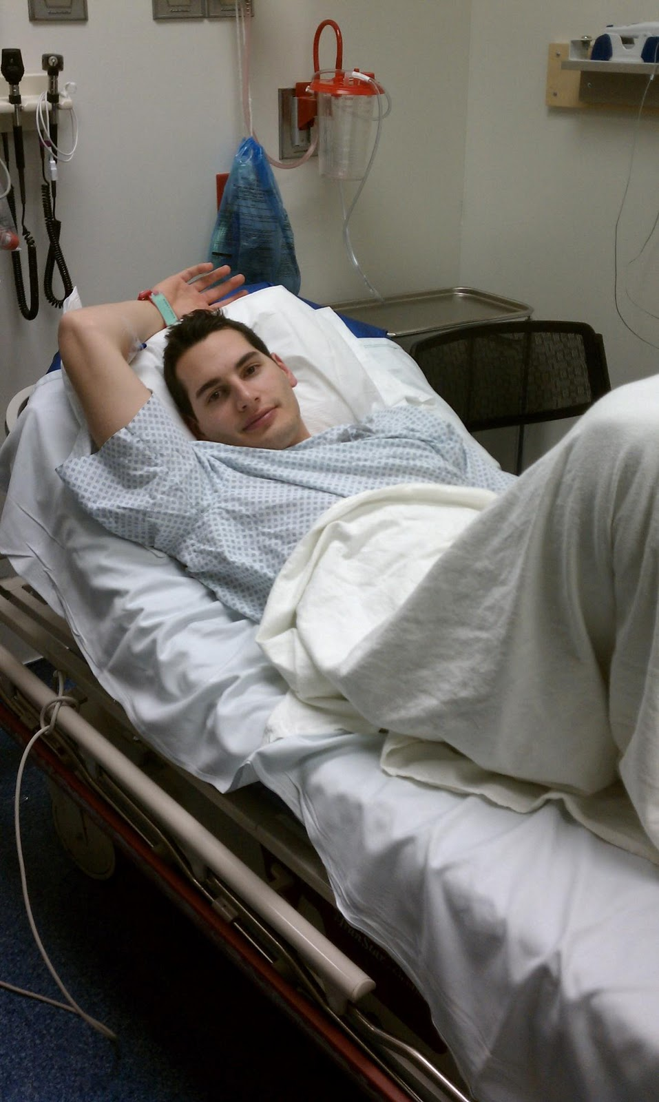 Just Like Heaven: Who needs an appendix anyways?