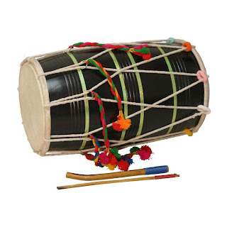 Dhol musical instrument