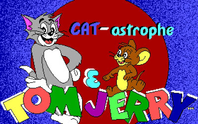 Tom and Jerry Cat-Astrophe
