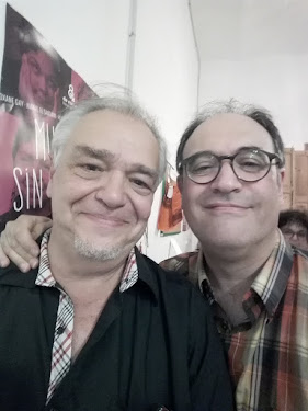 Amb en Sergi Dantí