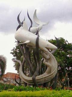 GAMBAR WISATA SURABAYA Foto Obyek Wisata Kuliner Surabaya Jawa Timur  Terbaru Unik Lengkap
