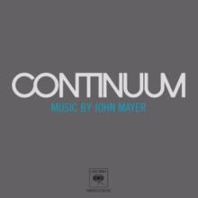 """John Mayer Album: """"Continuum"""" (2006)"""