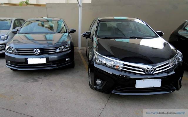 Volkswagen x Toyota