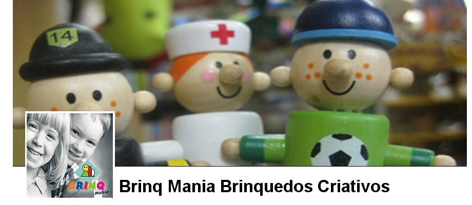 Brinq Mania Brinquedos Criativos