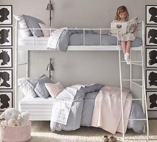 Claves para decorar dormitorios infantiles y juveniles con for Habitaciones juveniles literas