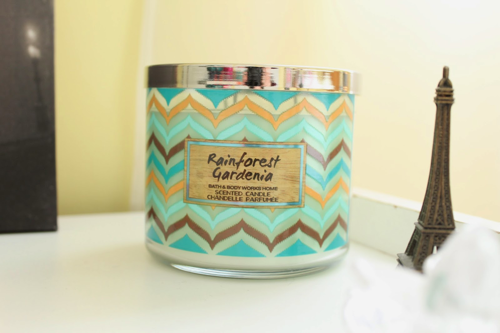 Bath Body Works Eiffel Tower