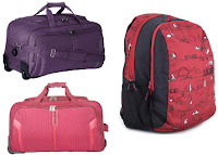 Buy Wildcraft , Safari, Adidas And More Bags at Extra 50% Off :Buytoearn