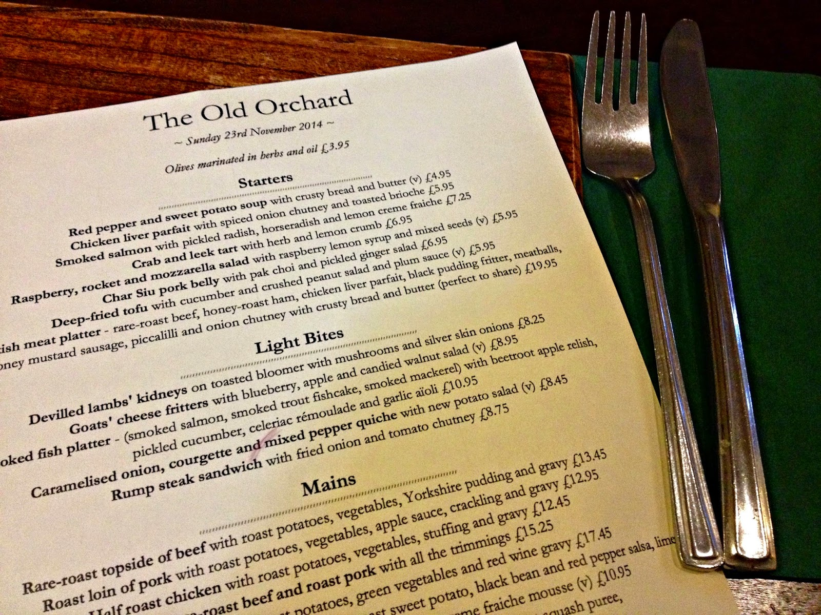 Old Orchard Harefield