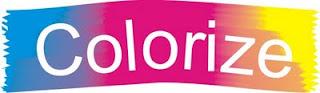 Colorize - Marca de lápis de cor, tinta guache, etc. (logotipo)