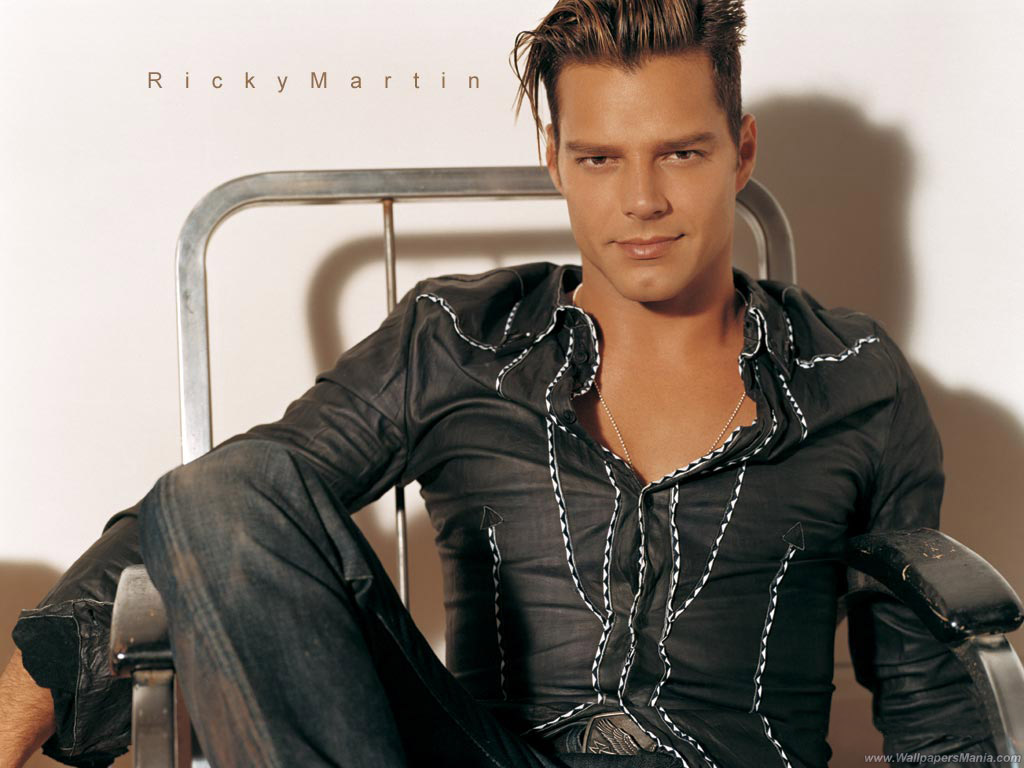 ALL ABOUT HOLLYWOOD STARS: Ricky Martin Profile and Picture Orlando Bloom Biography
