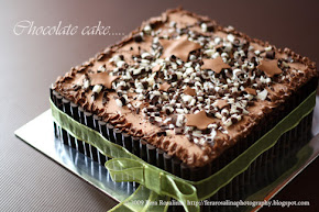Regular Chocolate cake