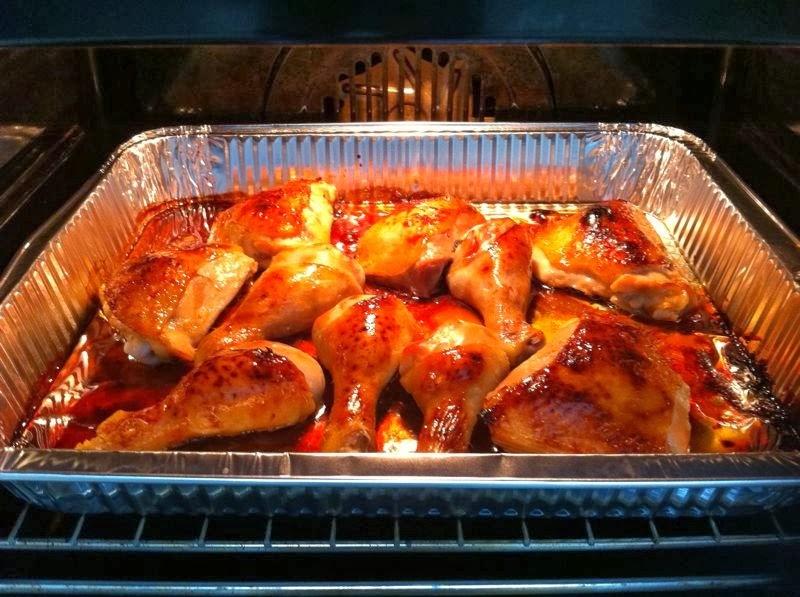 עוף עם סילאן בתנור בקלי קלות