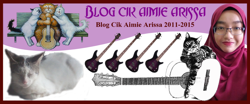 Blog Cik Aimie Arissa