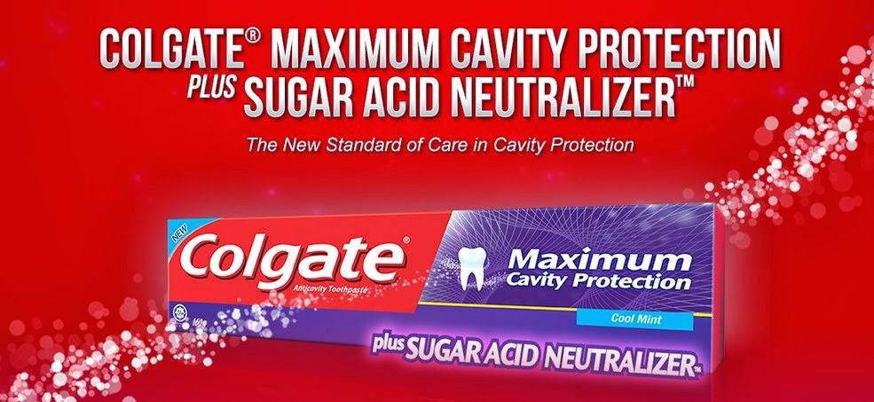 Maximum cavity protection