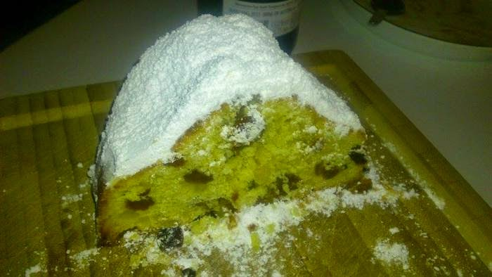 Great Christmas Stollen cake recipe