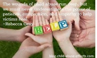 5 Ways to Heal the Wounds of Child Abuse