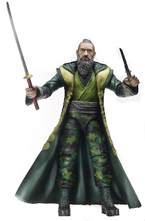 "Hasbro Iron Man Marvel Legends Iron Man 3 6"" The Mandarin"