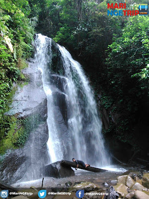 air terjun binaga tapanuli