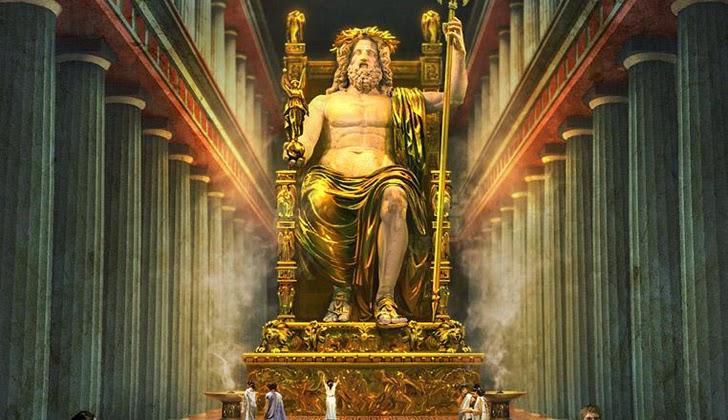antikkens olympiske lege