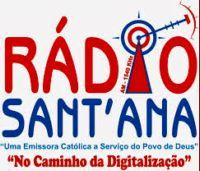 NOVO SITE DA RÁDIO SANT'ANA