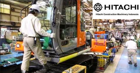 PT Hitachi Construction Machinery Indonesia