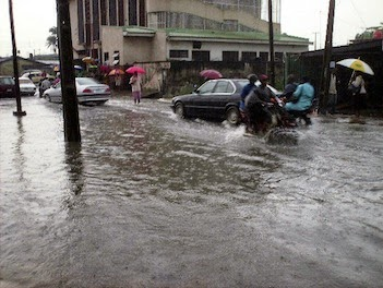 heavy rainfall lagos