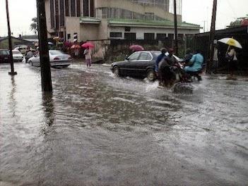 heavy rainfall lagos