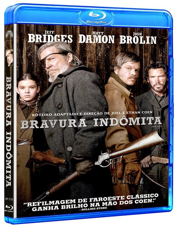 Bravura Indômita (2011) BluRay 1080p Dual Áudio