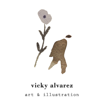 Vicky Alvarez Illustration
