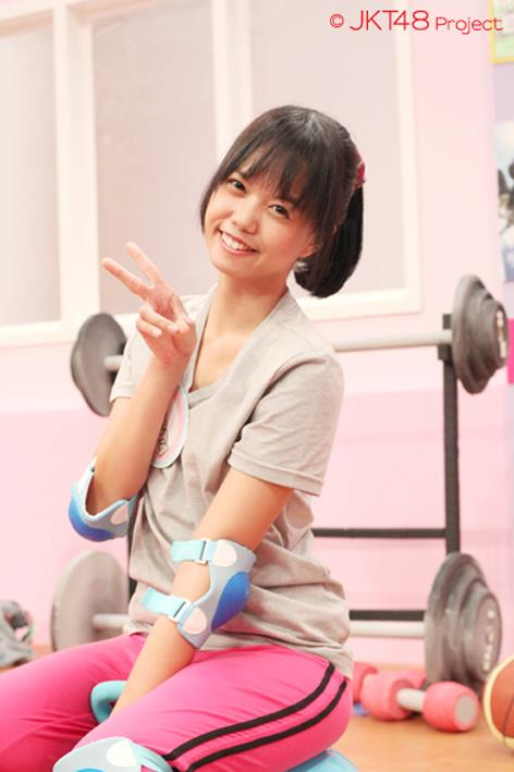 Diasta JKT48 at JKT48 school episode2