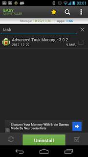 Easy Uninstaller v2.1.0 android Apk download for free