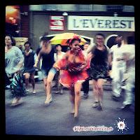 Natoo: ça dance en Le Pery!! #culturebarbars #rioloco