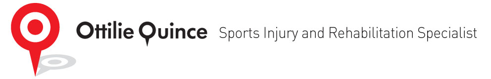 Ottilie Quince Sports Injury and Rehabilitation Specialist