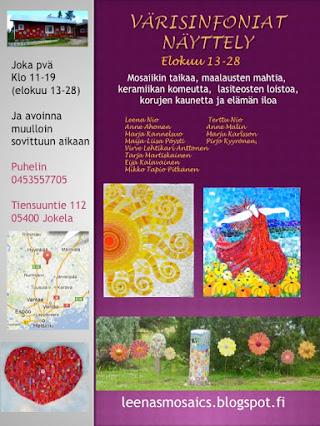 Kesänäyttely  / Summer exhibition