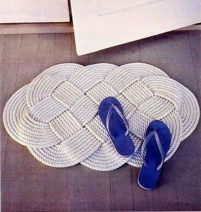 Lo veo y me gusta imagen destacada alfombra de nudo for Alfombra nudos