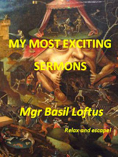 Basil Loftus sermon book