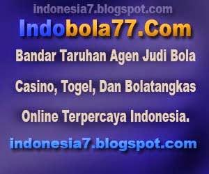 Indobola77.Com Bandar Taruhan Agen Judi Bola, Casino, Togel, Dan Bolatangkas Online Terpercaya Indonesia