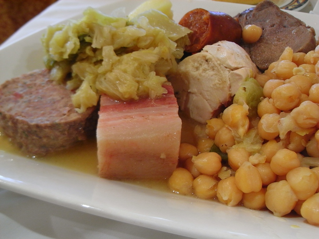 GastroHunter: Cocido Solidario GastroNomicum, Restaurante IO, Vaca Nostra, Delirios