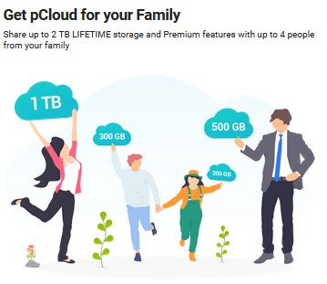 Cloud Storage for the Family