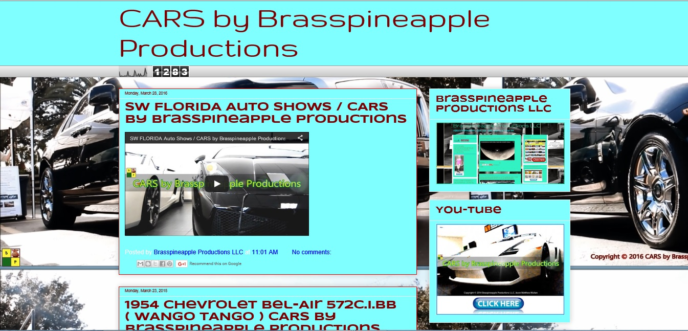 CARS by Brasspineapple Productions PROJECT