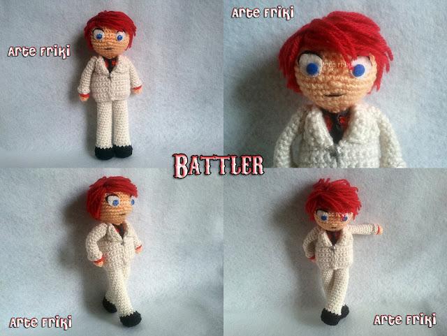 personaje chico amigurumi boy doll crochet ganchillo plushie peluche