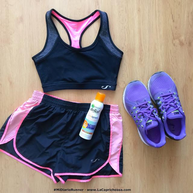 Mi Diario Runner, running, blog, mango sports, nike vomero9