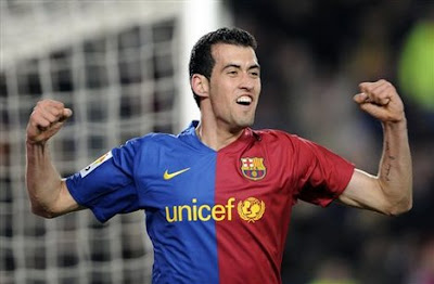 Sergio Busquets Wallpapers-Club-Country