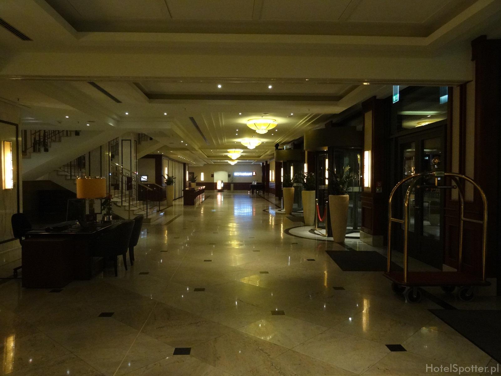 Maritim Hotel Berlin - lobby