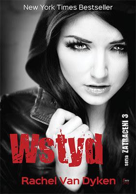 Rachel Van Dyken - Wstyd