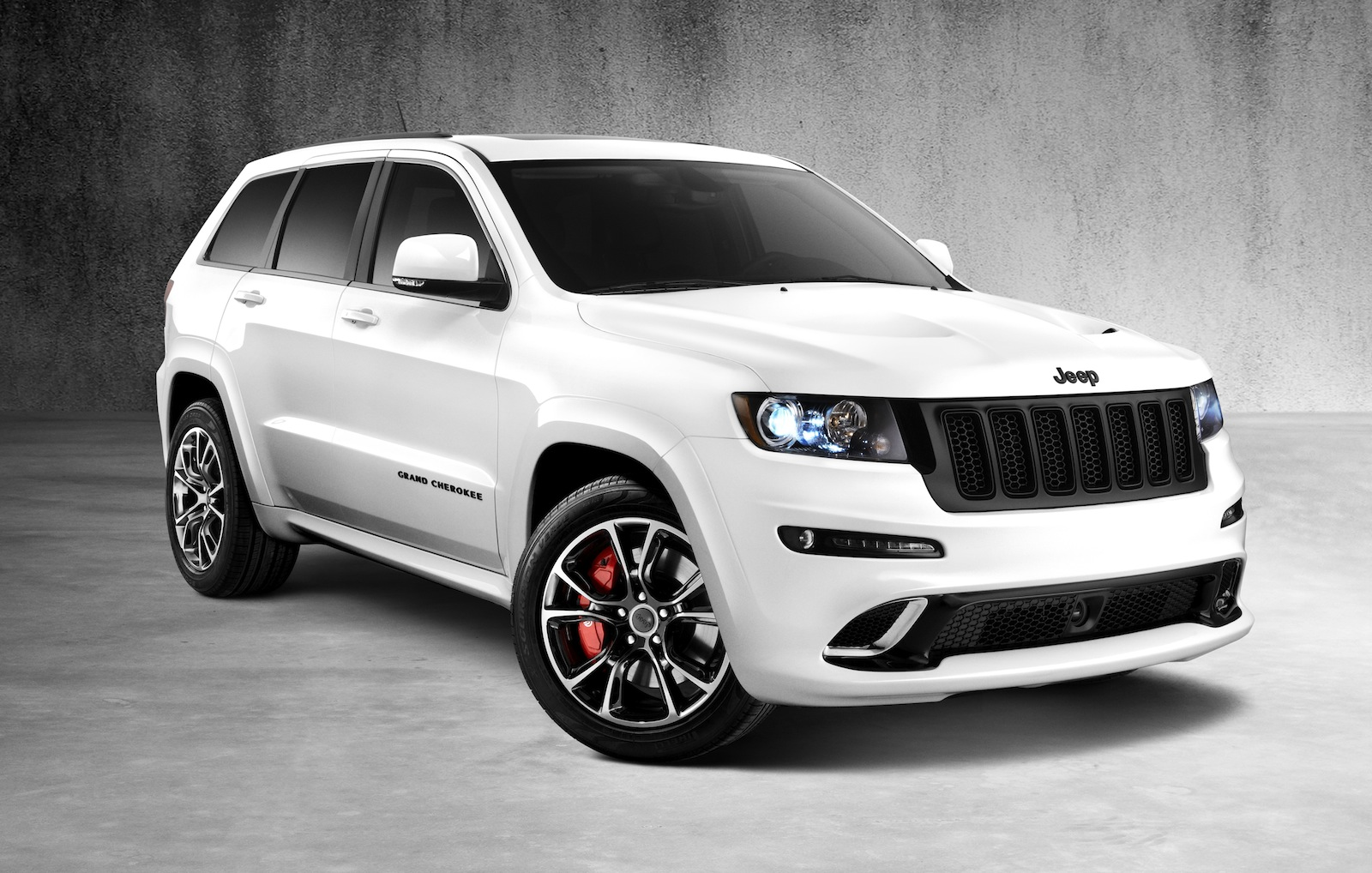 jeep grand cherokee srt8 alpine, vapour special editions for