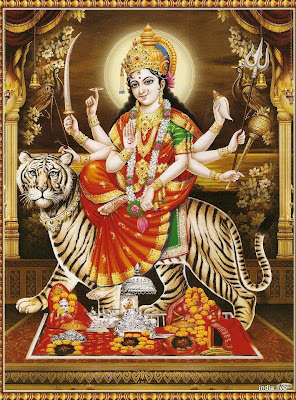 Bharosa Rakh Mata Rani Pe - Bhajan Lyrics - Narender ...
